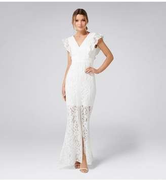Ever New Ebony Lace Gown