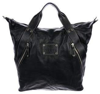 Gucci Oversize Leather Tote