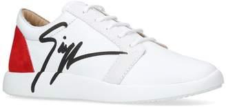 Giuseppe Zanotti G Runner Logo Sneakers
