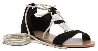 Free People Fiji Wrap Sandal