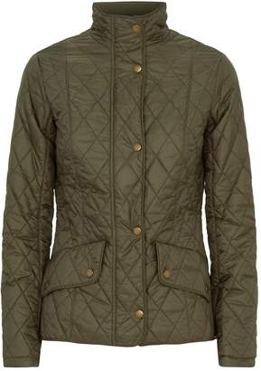Barbour Flyweight Cavalry Quilted Jacket