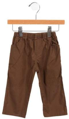Lili Gaufrette Boys' Mid-Rise Straight-Leg Pants
