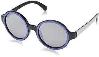 Furla Women's SU4882 49Z42X Round Sunglasses
