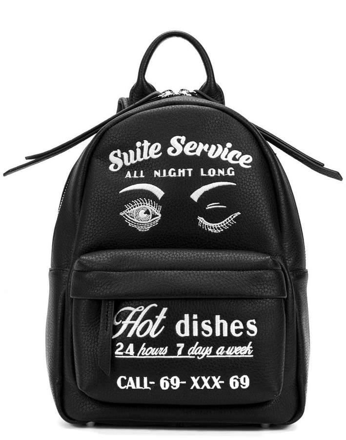 Chiara Ferragni suite services backpack