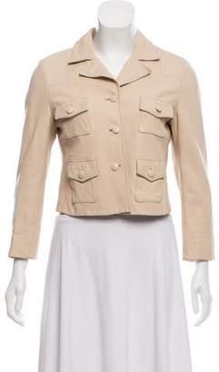 Prada Casual Leather Jacket