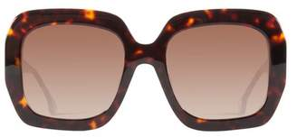 Alice + Olivia Lexington Sunglasses