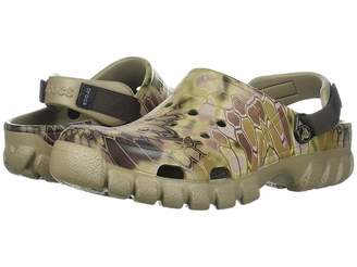 Crocs Off Road Sport Kryptek Highlander Clog Clog Shoes