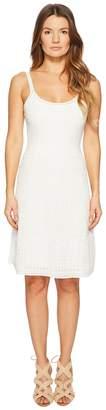 M Missoni Rib Stitch Tank Dress