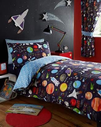 Fashion World Planets Curtains