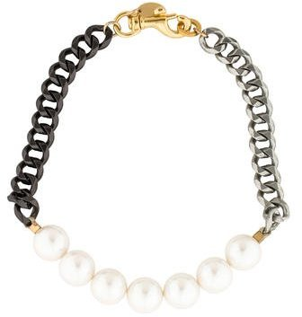 3.1 Phillip Lim3.1 Phillip Lim Pearl Chain Necklace