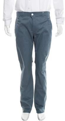 Julien David Cropped Slim-Fit Pants w/ Tags