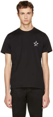 Givenchy Black Star T-Shirt