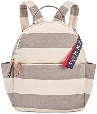 Tommy Hilfiger Classic Woven Rugby Backpack