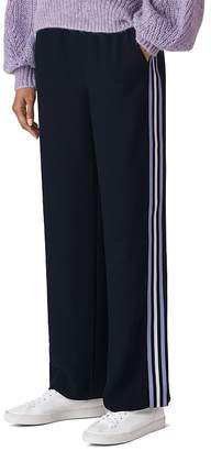 Whistles Helena Side-Stripe Pants