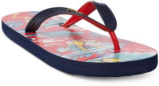 Polo Ralph Lauren Men Aloha Flip Flops Men Shoes