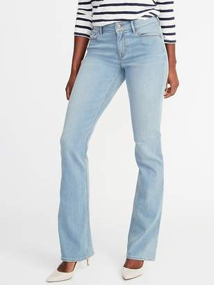 Old Navy Mid-Rise Boot-Cut Jeans for Women