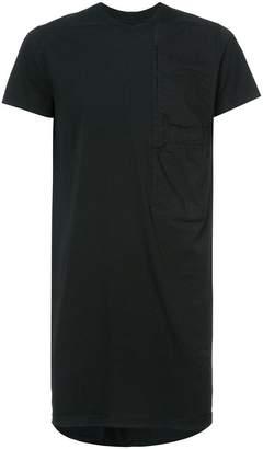 Rick Owens long-line pocket T-shirt