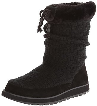 Skechers Women's Keepsakes Blur Winter Slouch Boot $59.99 thestylecure.com