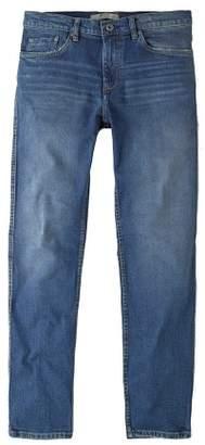 Mango man MANGO MAN Slim-fit dark vintage wash Tim jeans