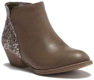 Mia Naomie Glitter Bootie (Little Kid & Big Kid)