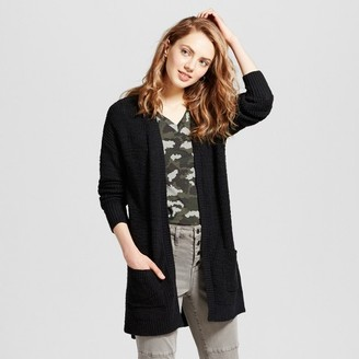 Mossimo Supply Co. Women's Shaker Stitch Cardigan - Mossimo Supply Co. $24.99 thestylecure.com