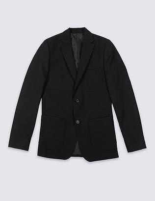 Marks and Spencer Senior Boys' Plus Fit Blazer