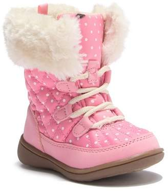 Carter's Mika Faux Shearling Boot (Toddler & Little Kid)