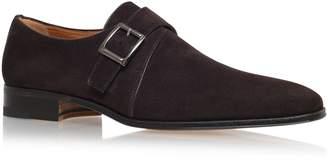 Stemar Single Buckle Monk Shoe