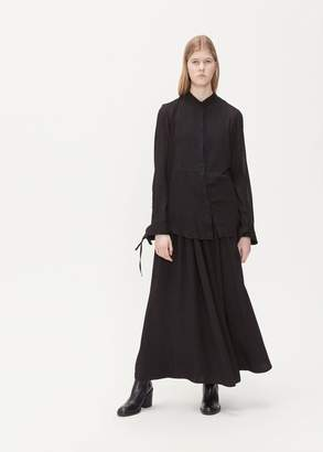 Ann Demeulemeester Long Sleeve Button Down Shirt