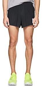 Satisfy Men's Mesh Short-Distance Running Shorts - Dark Gray