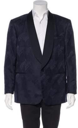 Ralph Lauren Purple Label Falm Leaf Jacquard Blazer w/ Tags