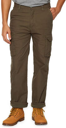 Smith Workwear Mens Mid Rise Relaxed Fit Cargo Pant