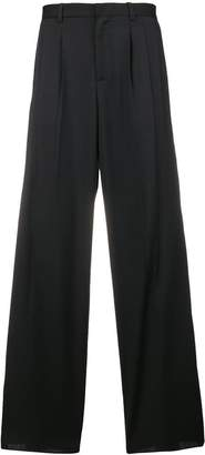 Chalayan carrot trousers