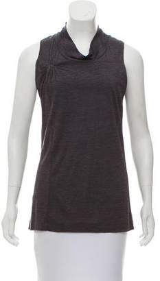 Dries Van Noten Wool-Blend Sleeveless Top w/ Tags