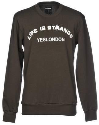 Yes London スウェットシャツ