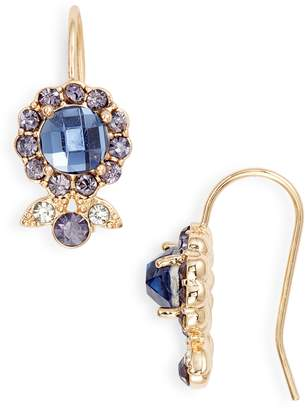 Jenny Packham Halo Drop Earrings