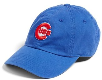 Women's American Needle 'Chicago Cubs - Ballpark' Hat - Blue $24 thestylecure.com