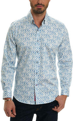Robert Graham Tailored Fit L/S Woven Shirt