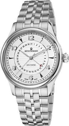Revue Thommen Men's 10012.2132 Date Pointer Dial Watch