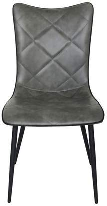 Josie Moe's Home Collection Dining Chair, Set of 2