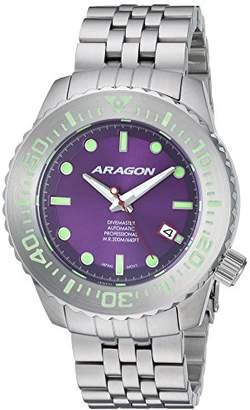 evo ARAGON A264PUR Divemaster 45mm Automatic