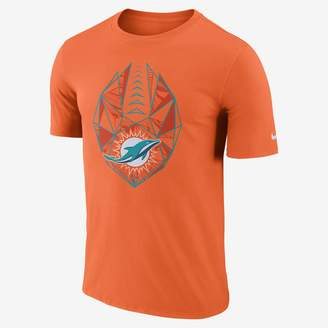 Nike Icon (NFL Dolphins) Men's T-Shirt