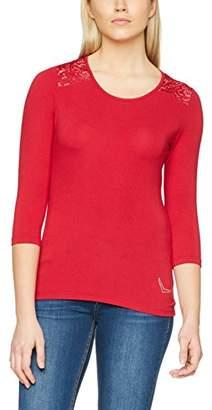 Trigema Women's 54251117 Longsleeve T-Shirt,XXL