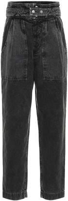 Isabel Marant Turner high-rise boyfriend jeans