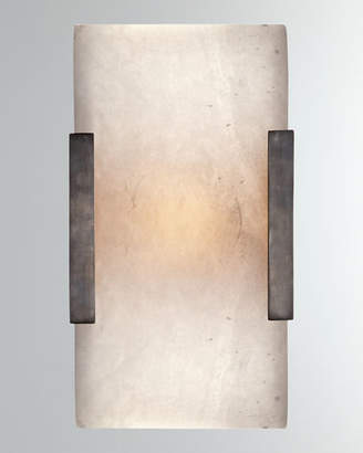 Kelly Wearstler Covet Wide Clip Bath Sconce