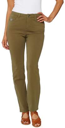 Factory Quacker DreamJeannes Short Straight Leg Pants with Jeweled Pockets