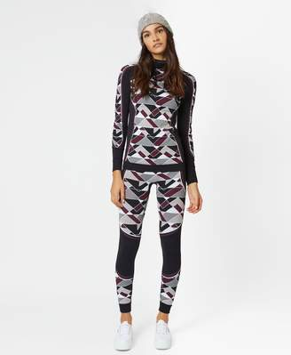Sweaty Betty Vienoisserie Seamless Long Sleeve Base Layer Top