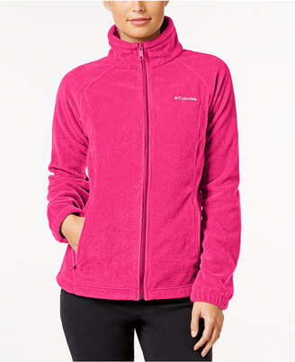 Columbia Petite Benton Springs Fleece Jacket