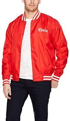 Brixton Men's Coors Signature Bomber Jacket