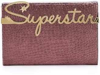 Charlotte Olympia 'Superstar Vanity' clutch